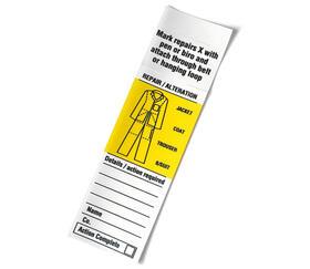 Reparatur-Etiketten